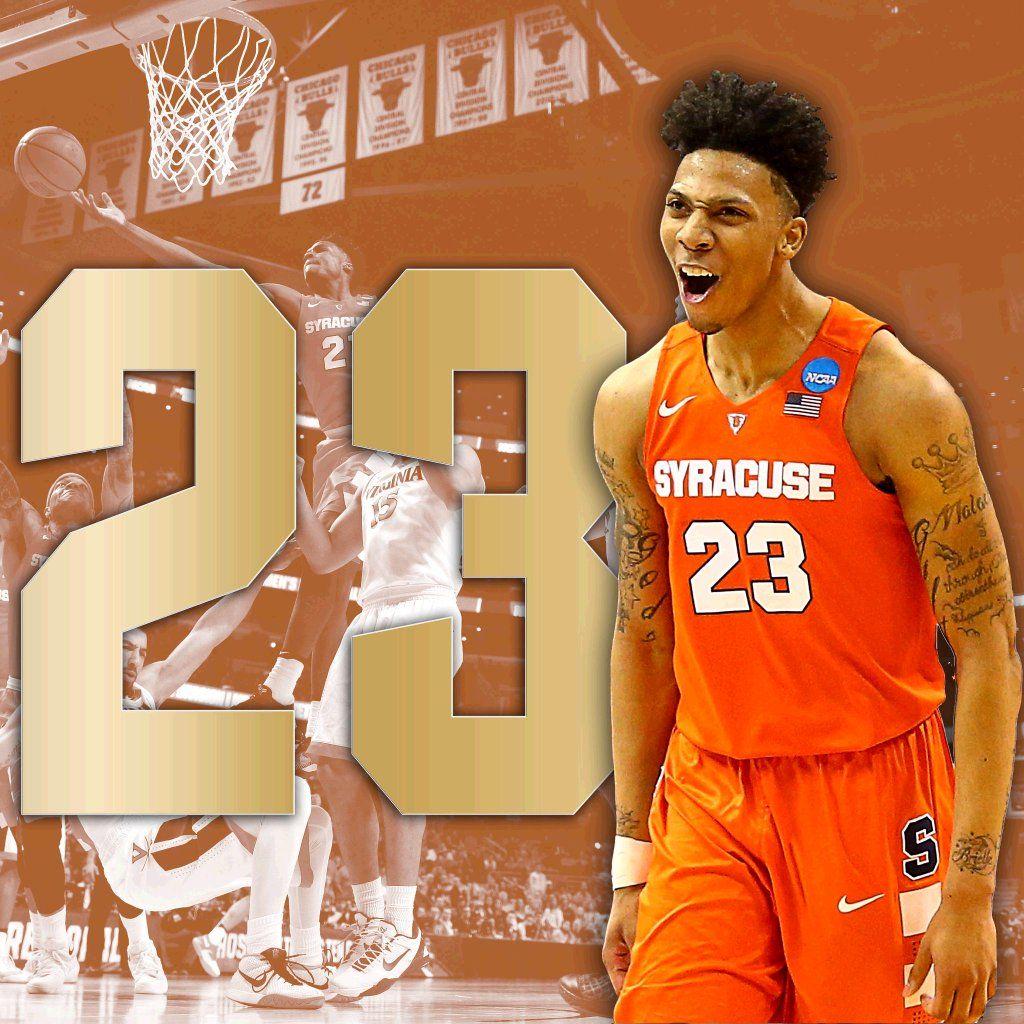 Ncaa Tournament 2016 Syracuse Upsets Virginia Elite 8 Scores Live Updates Tv Guide Ncaa Tournament Syracuse Basketball Basketball Training