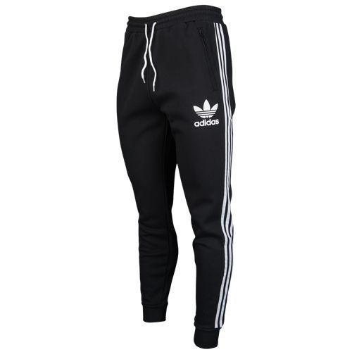Mens Adidas Originals Cuffed Denim Blue Jeans Tracksuit Bottoms Pants  Joggers L  Amazon.co.uk  Clothing  dd1047bde4e