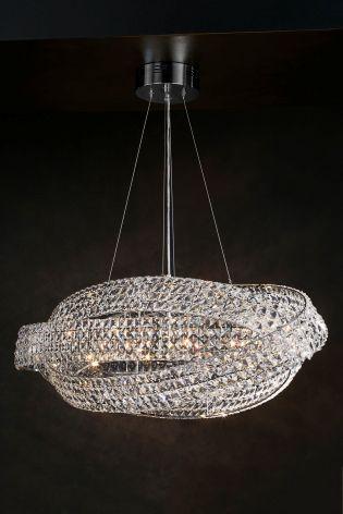 Buy venetian 10 light oval pendant from the next uk online shop buy venetian 10 light oval pendant from the next uk online shop audiocablefo