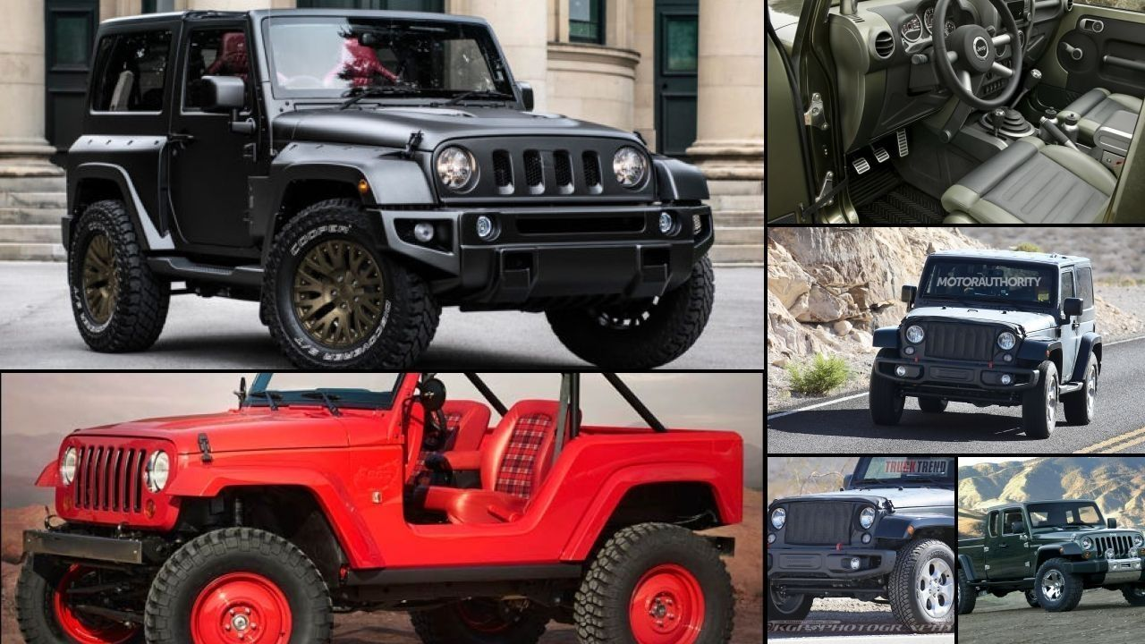 New Jeep 2019 Models Price And Release Date Jeep Jeep Models