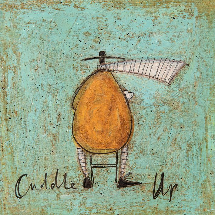 Sams Christmas Trees: Sam Toft (Cuddle Up) In 2019