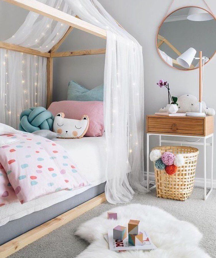 20 Unique Girls Bedroom Ideas You Might Want To Try Small Room