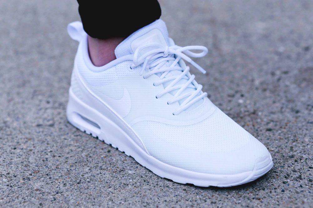 Comment Nettoyer Blanc Nike Chaussures Air Max