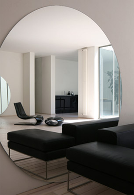 Casa Milano  Italian-Brazilian architect Ricardo Bello Dias' 'vertical' home in Via Vallarsa, Milano
