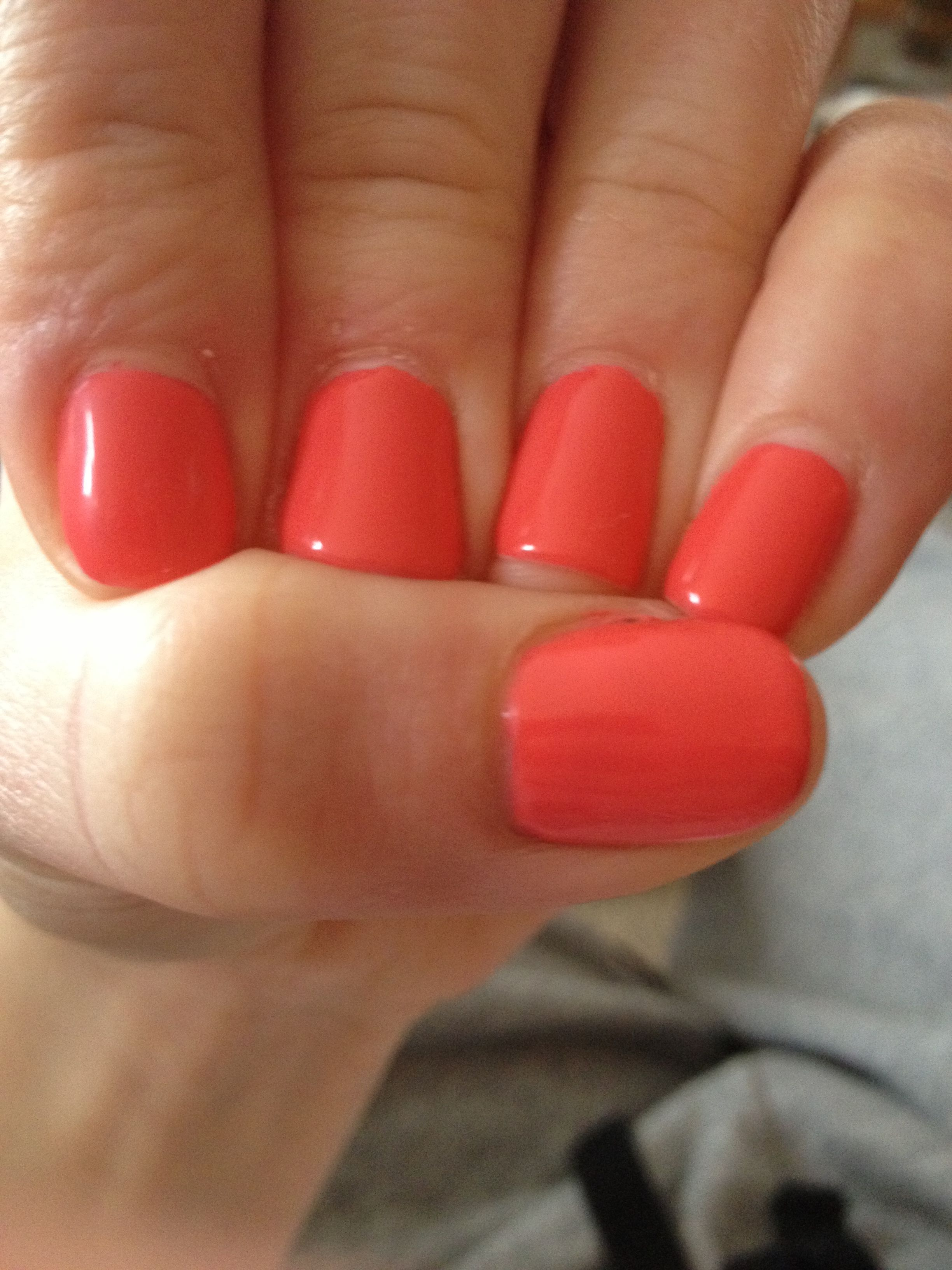Shellac Tropix | Nails | Pinterest