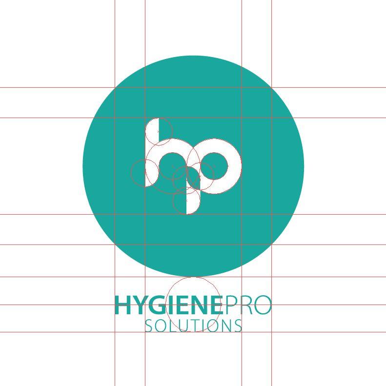 hygiene pro logo structure my work