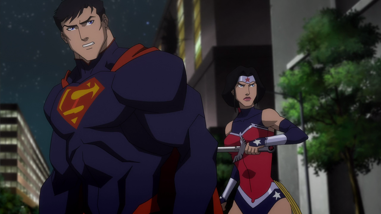 superman love wonder woman justice league war - Google ...