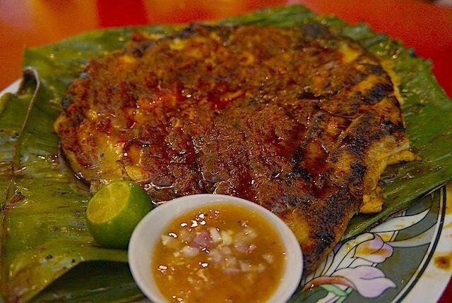 Tender Bbq Stingray In Singapore Bbq Seafood Seafood Food