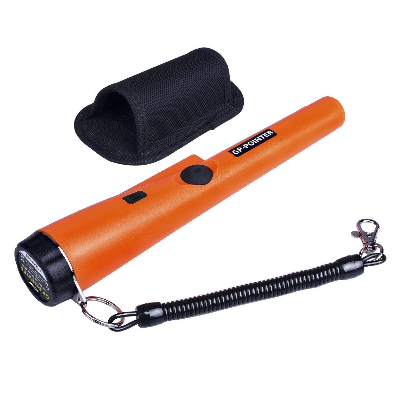Metal Detector Handheld Pinpointer Probe Holster Treasure Hunting Waterproof