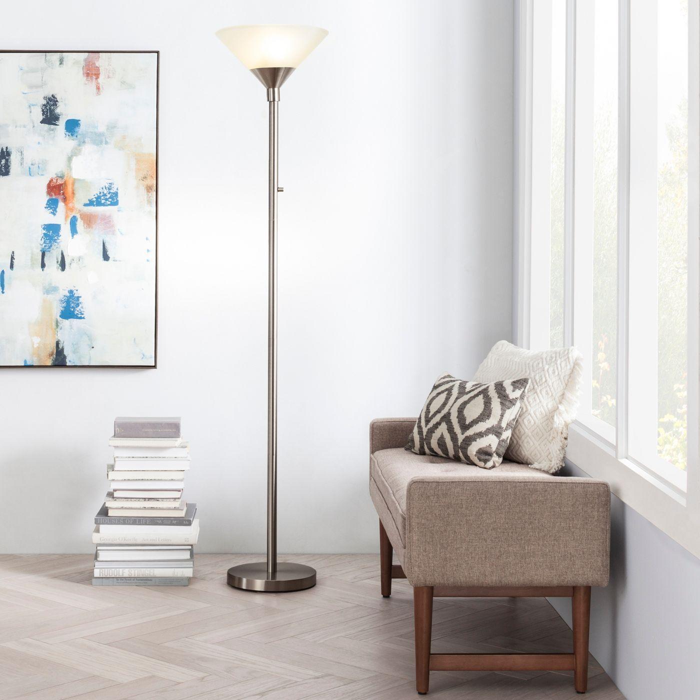 Torch Floor Lamp Threshold in 2020 Overarching floor