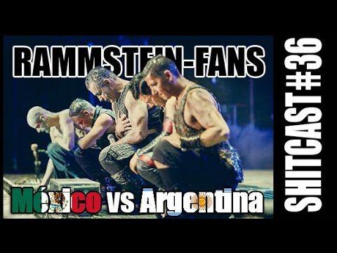 Rammstein-Fans: ¿Mexicanos o Argentinos? [36]