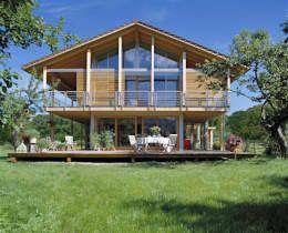 Die schönsten Häuser der Woche   Haus außendesign, Schöne häuser und ...