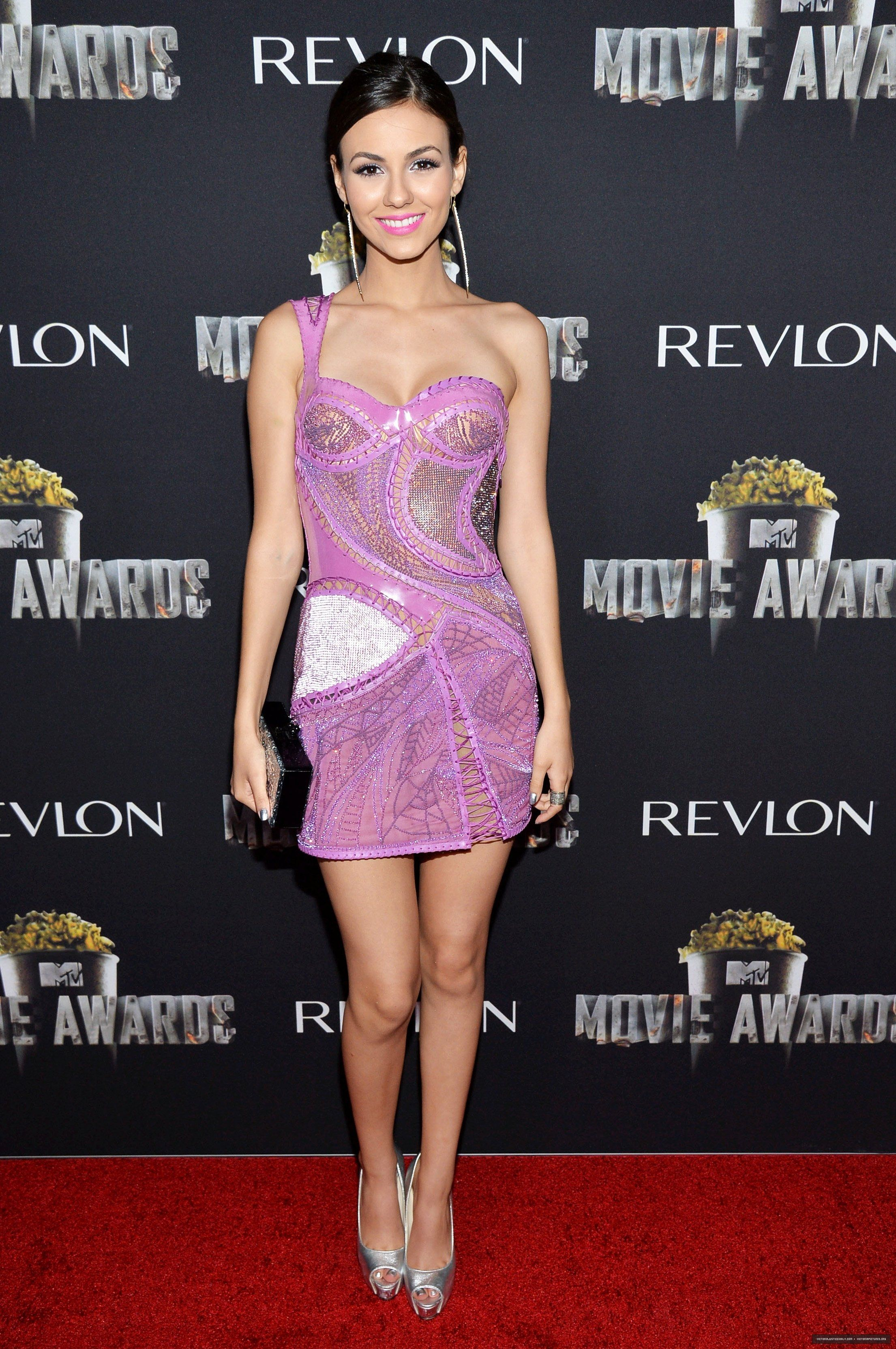 Victoria Justice at the 2014 MTV Movie Awards | Victoria Justice ...