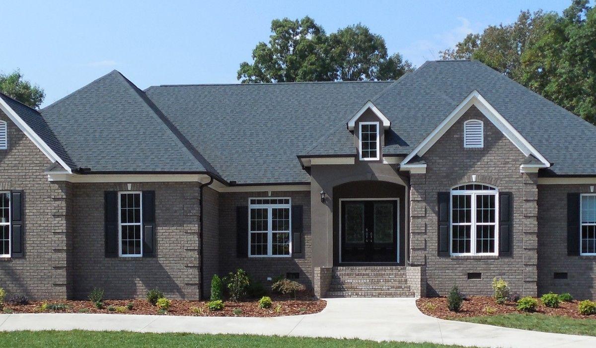 Triangle Brick Company Chesapeake Grey Hearthside