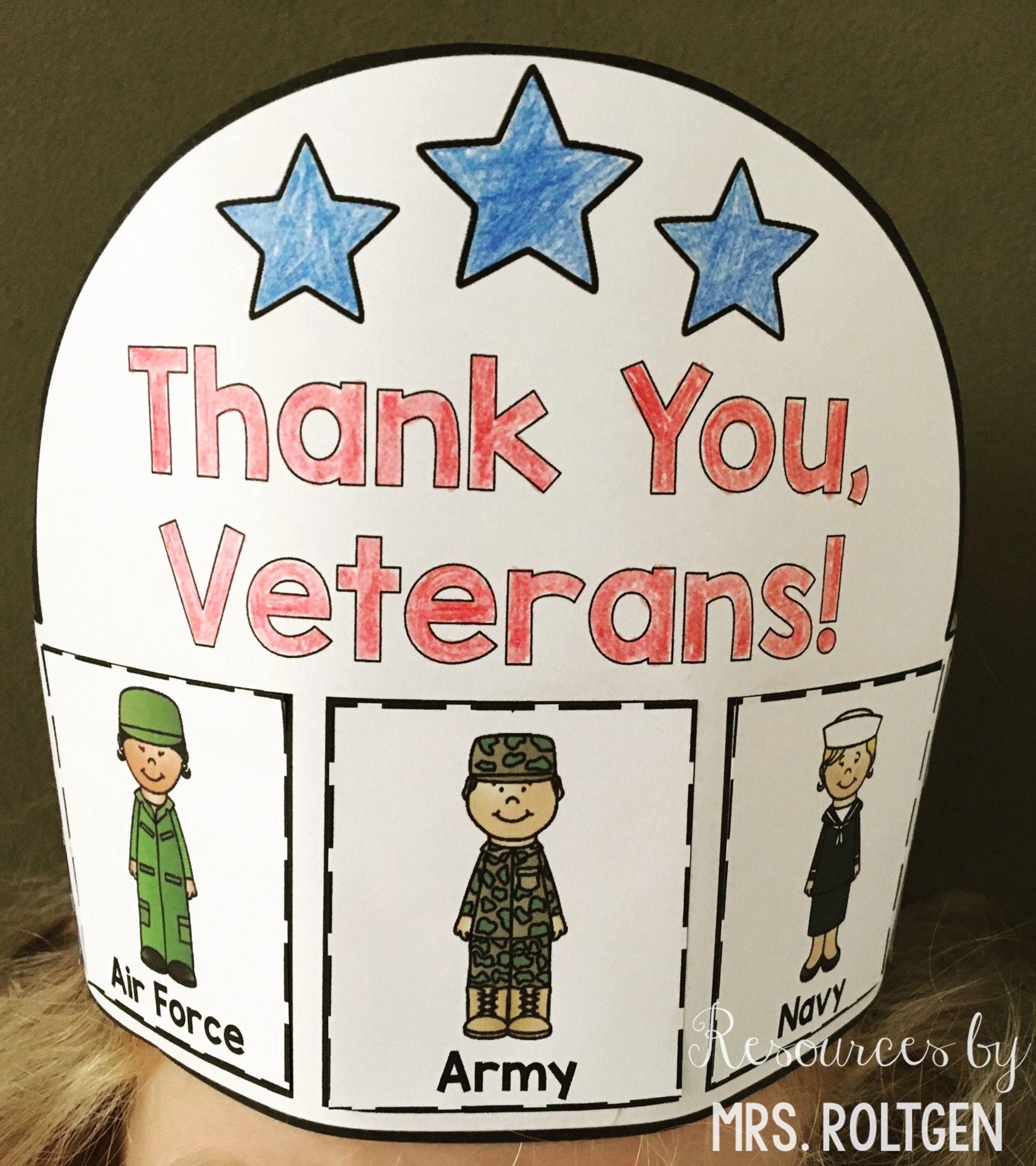 Veteran S Day Activities