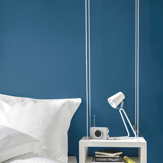 Peinture MultiSupports Colours Collection Bleu Prusse Satin L