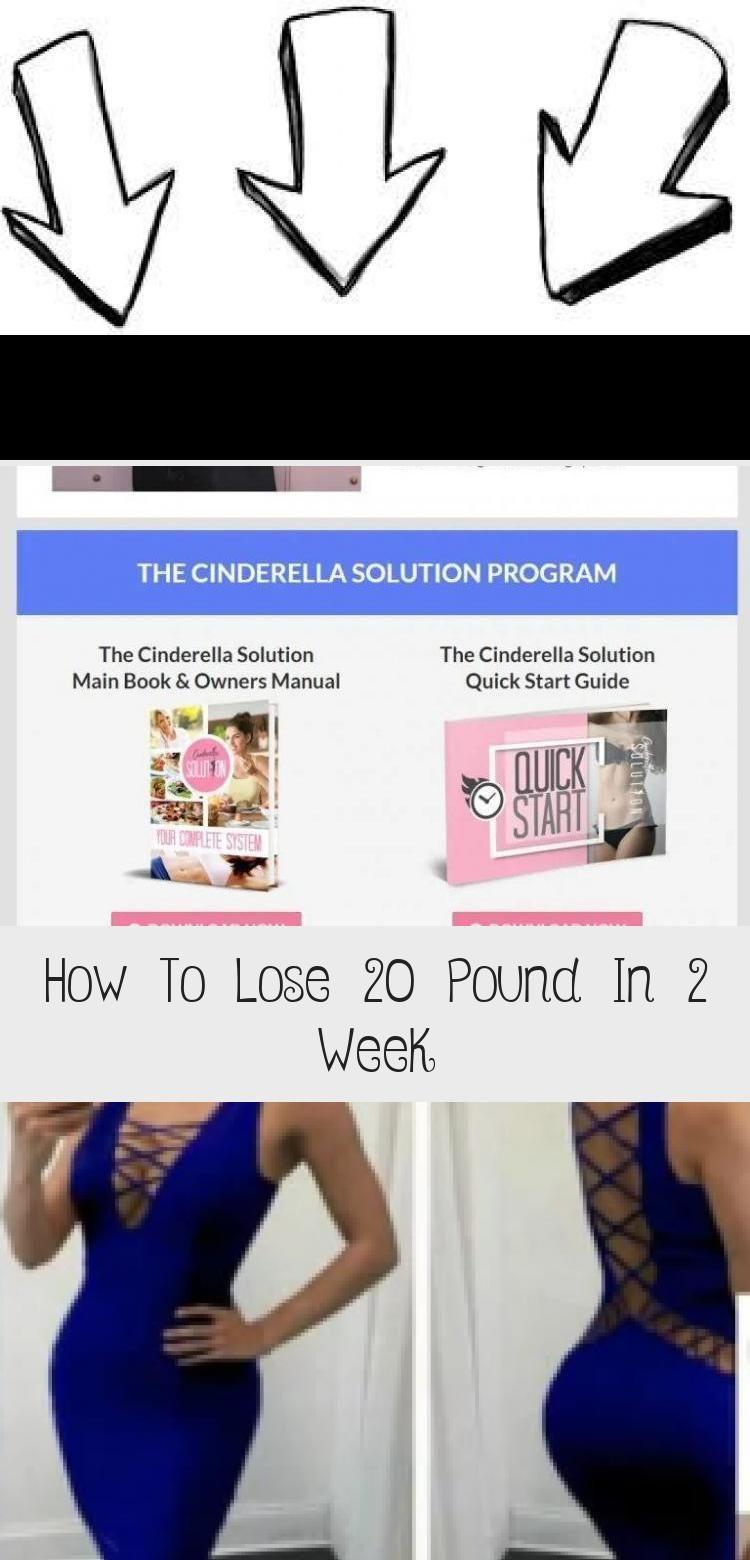 Es ist möglich, in zwei Wochen Gewicht zu verlieren
