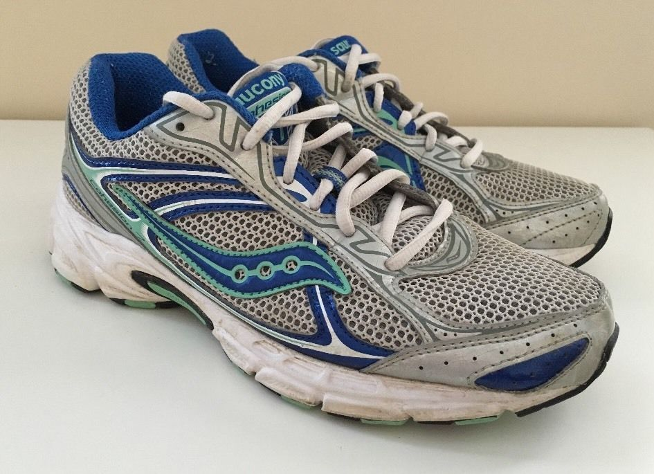 Saucony Grid Cohesion 7 Sneakers Shoes