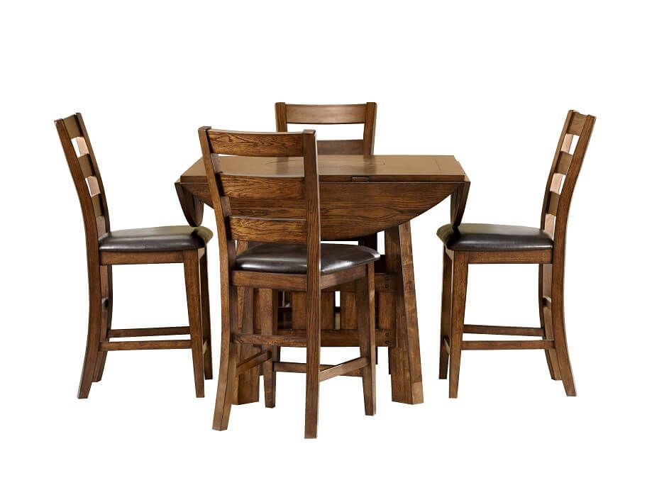 Brook Collection  Counter Dining Set  New Place Ideas Classy Slumberland Dining Room Sets Decorating Design