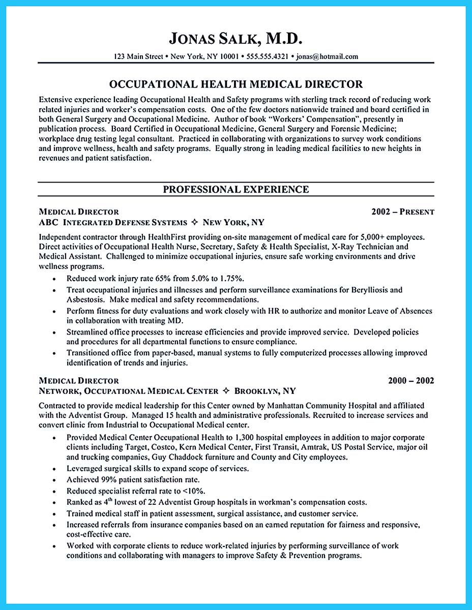 Doc638826 Athletic Director Job Description Athletic director – Medical Director Job Description