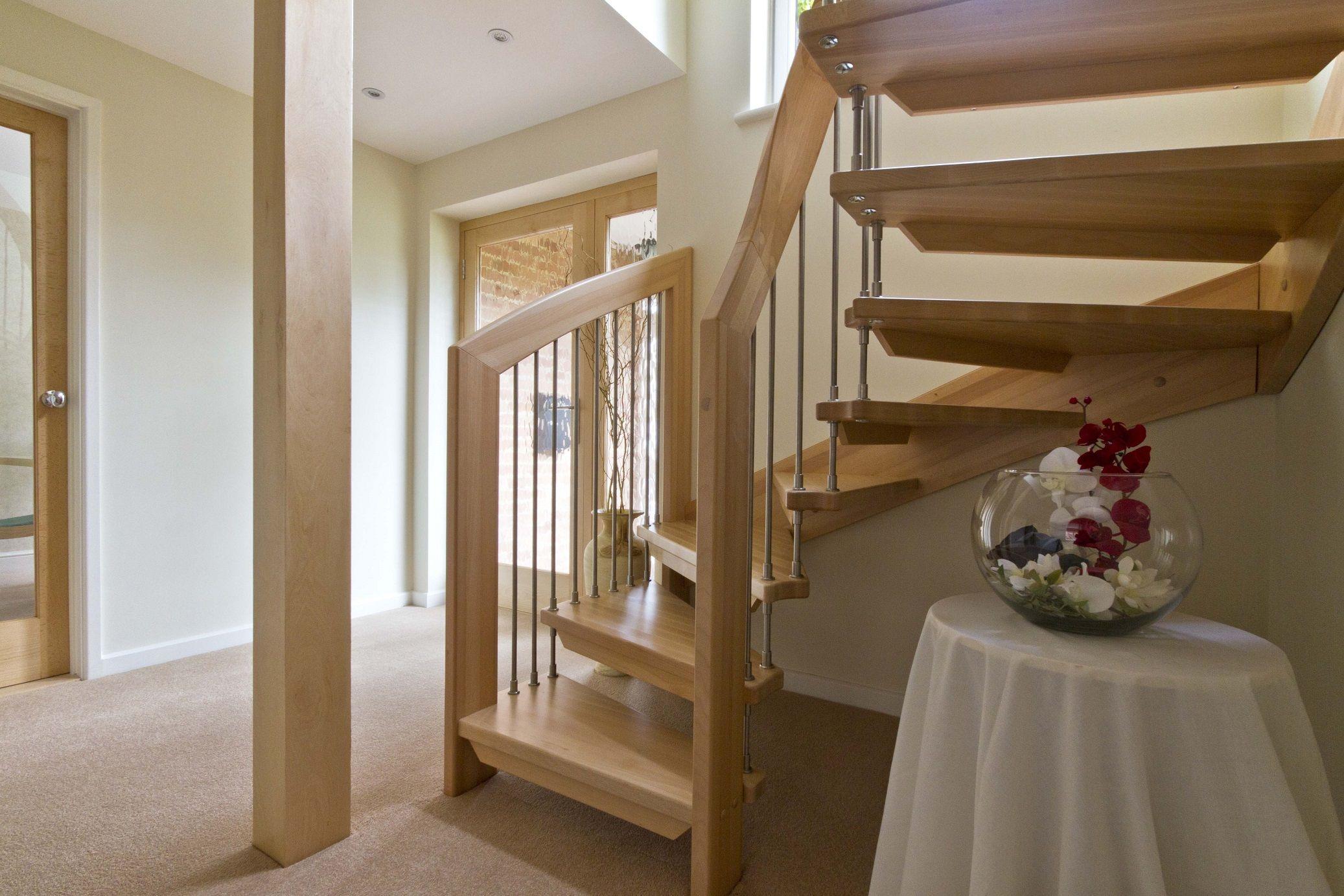 Open Staircase Designs | Open Staircase Design U2013 Tadley, Hampshire
