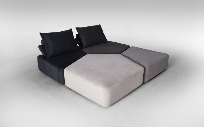 FEYDOM 'MATACO' - genial anders. Sitzmöbel, Lounge, Doppelbett? Entscheide selbst.