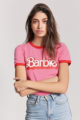 Barbie Ringer Tee  edde61cd65