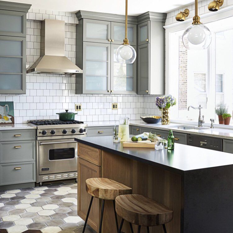 A kitchen favorite from @housebeautiful Hogar Pinterest