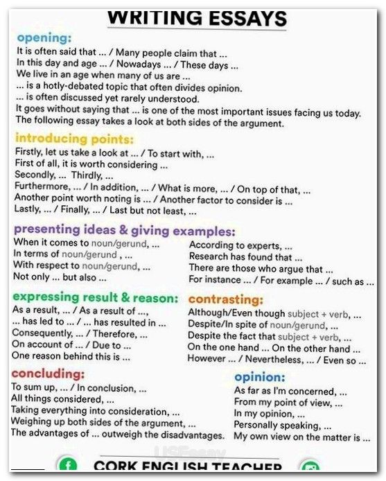 introduction essay expressions Information to argue against, another side in an argumentative essay, a reader  might come across some of the following uses of transitional words and phrases.