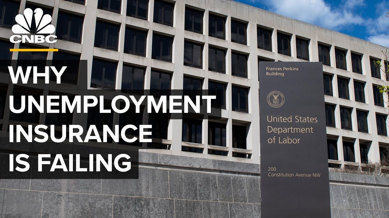 Why The U.S. Unemployment System Is Failing YouTube in