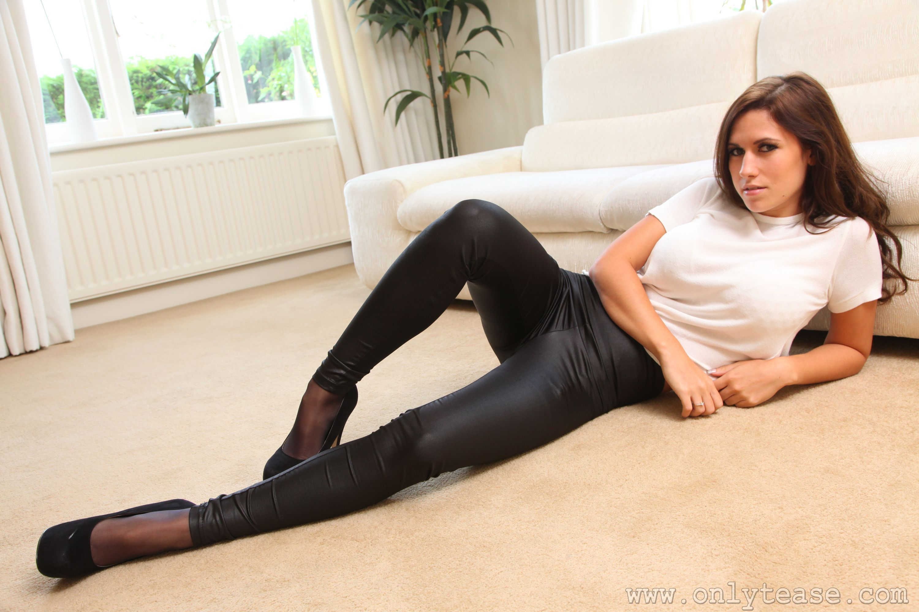 Amy Knights Pics amy knights   hottest models, leather pants, model