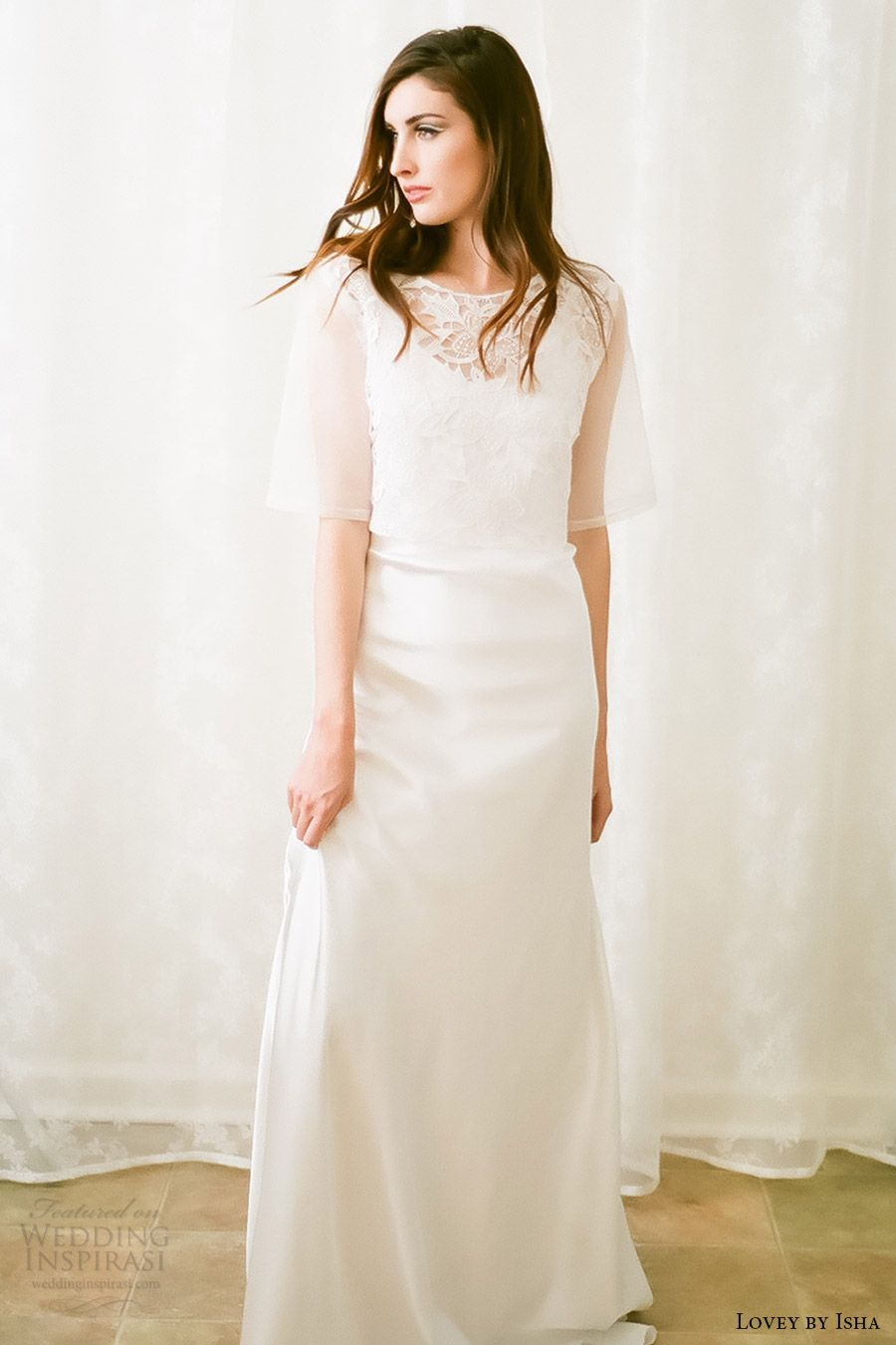 Lovey by isha spring wedding dresses pinterest wedding