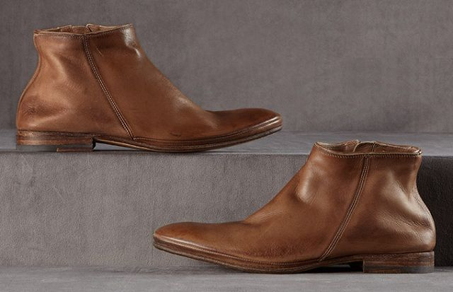 N.D.C. MADE BY HAND Leather Boots JLJSBp