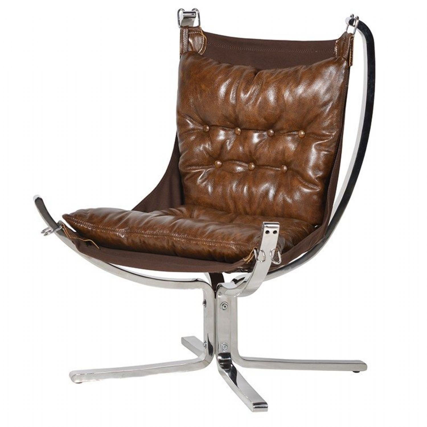 Brown Leather Office Chair With Images Brown Leather Office