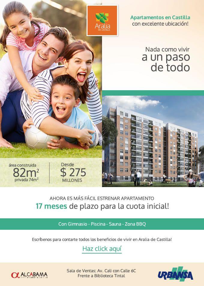 #NOVOCLICK esta con #Urbansa #AraliadeCastilla