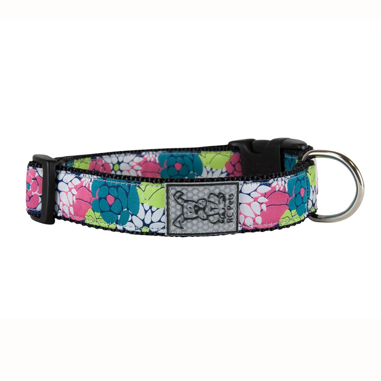 Full Bloom Adjustable Dog Collar By Rc Pet Dog Clip Peanut Butter Dog Treats Pets