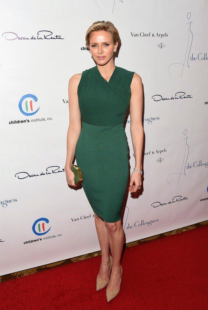 49 hot photos of Charlene, Princess of Monaco, who are too