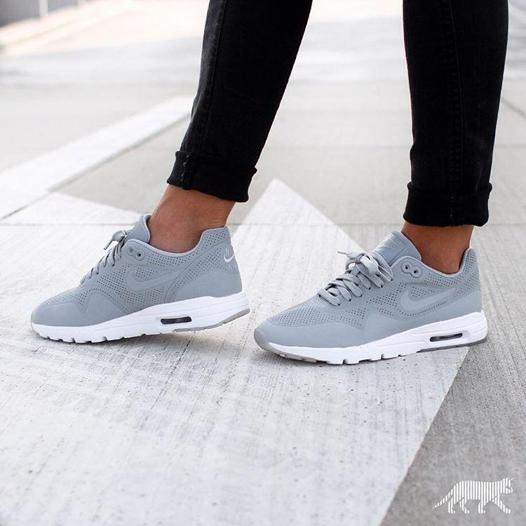 Nike Air Max 1 Ultra Moire Running kvinnor s skor storlek 11