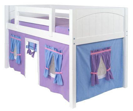 Canwood Whistler Junior Loft Bed Accessories Google Search Loft Bed Curtains Bed Curtains Bunk Bed Curtains