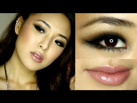 Smoky Eye Prom Makeup Tutorial... Something worth trying... as it looks super easy and elegant ;D <3