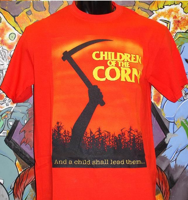938b18c70 Children of the Corn Shirt :: Shirts :: House of Mysterious Secrets -  Specializing in Horror Merchandise & Collectibles