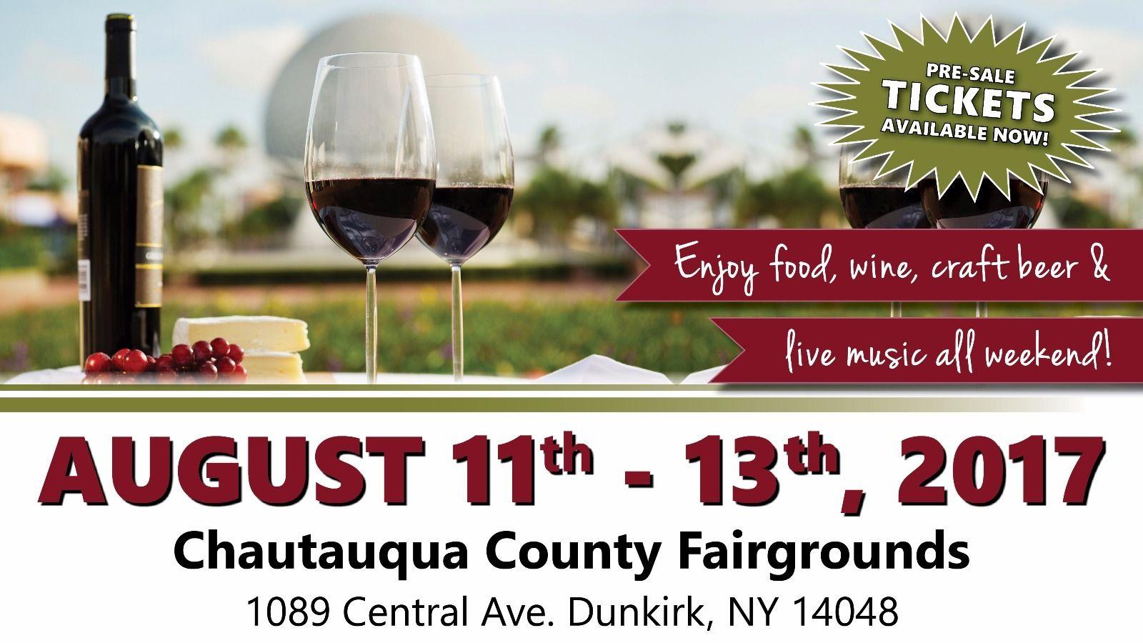 America S Grape Country Wine Festival America S Grape Country Wine Festival Wine Festival Grapes Wine