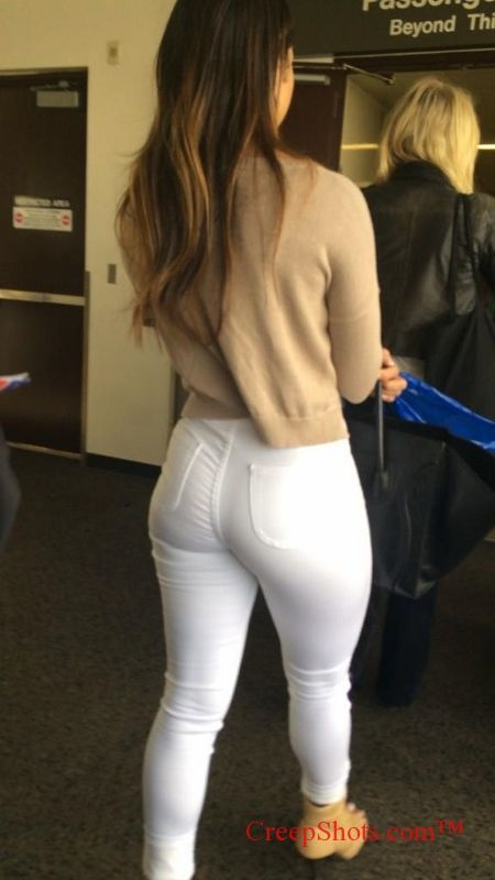 Phat Jean's Pants White Bpoty In Tight Pinterest r7wrvq