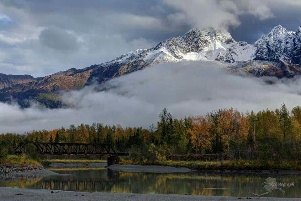 Landscape - Picture of Alaska Creekside Cabins, Wasilla ... |Wasilla Alaska Landscape