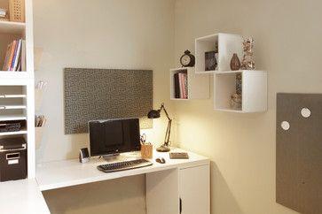 ikea expedit desk hack contemporary home officesscrapbook