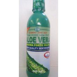 Aloe vera -mehulla aloittaa pirteästi päivänsä. Olen kokeillut korvata sillä myös viinietikan, sitruunan ja limen, jotka ovat liian happamia refluksikolle. Oma suosikkini: ESI Aloe Vera  Täysmehu 500 ml  #refluksi #aloevera