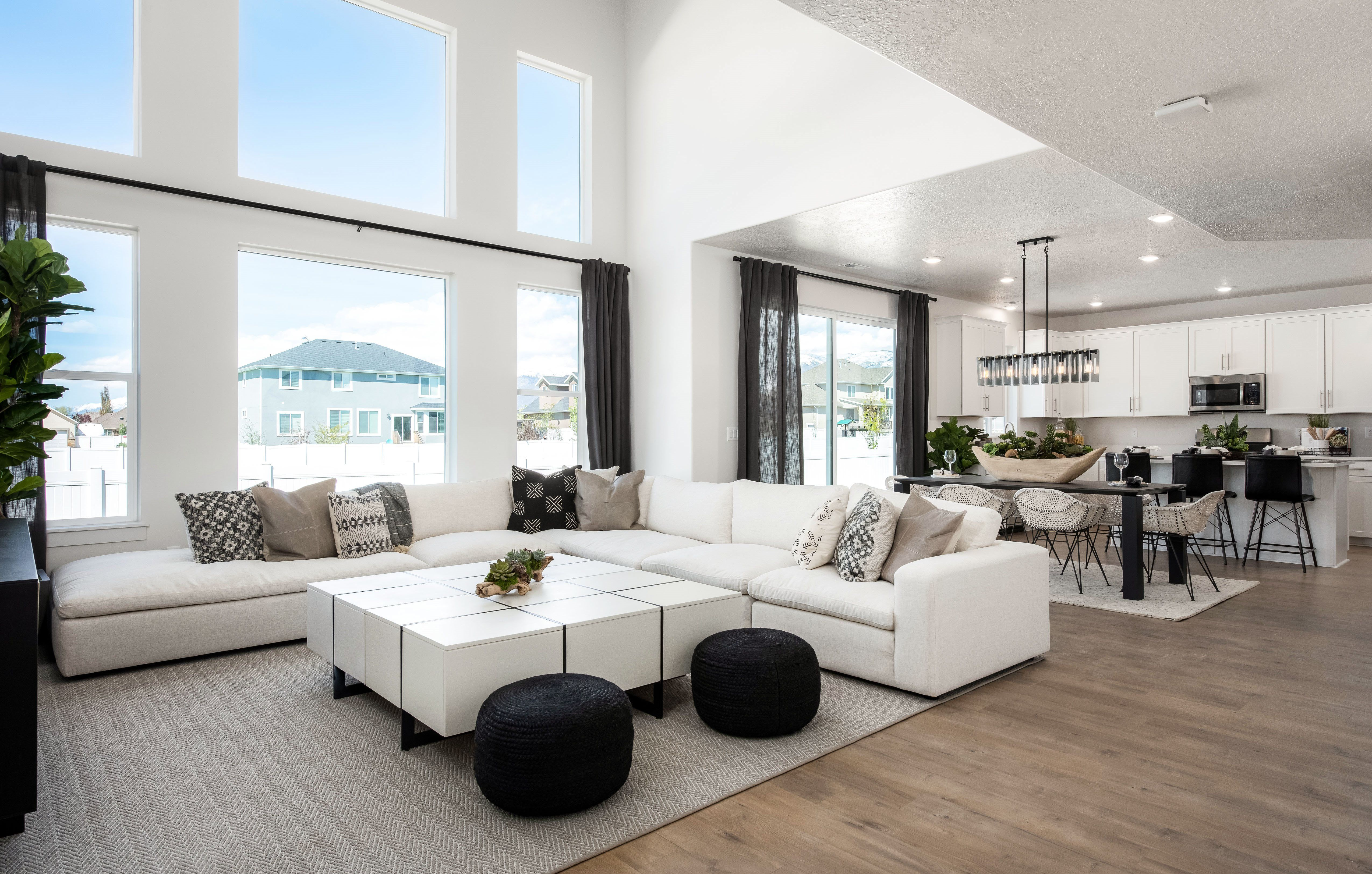 Do You Love All The Natural Light In This Living Space In