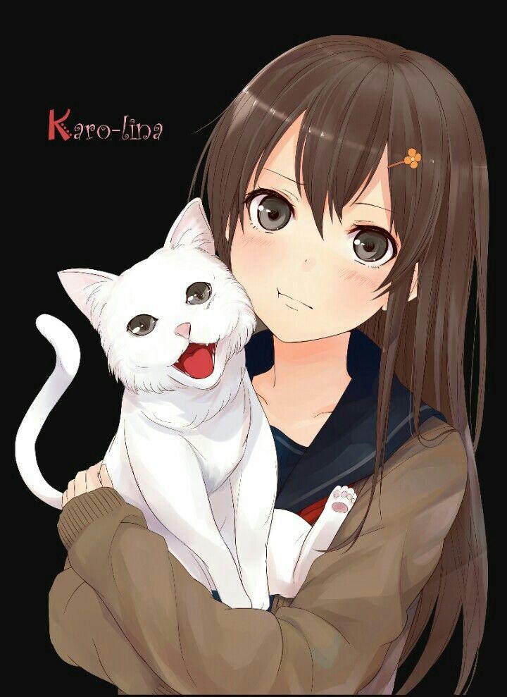 Manga fille anime