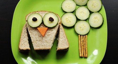 cute lunch idea