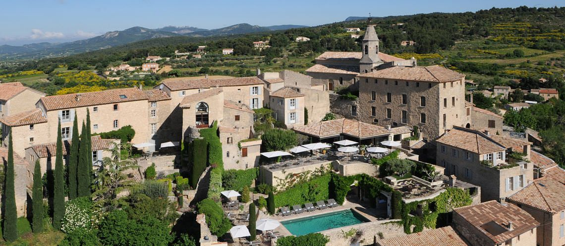 H tel crillon le brave luxury hotel in provence check for Luxury hotel for less